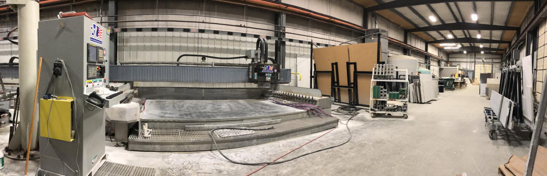 ASST Quartz Fabrication Facility, Corry, PA.