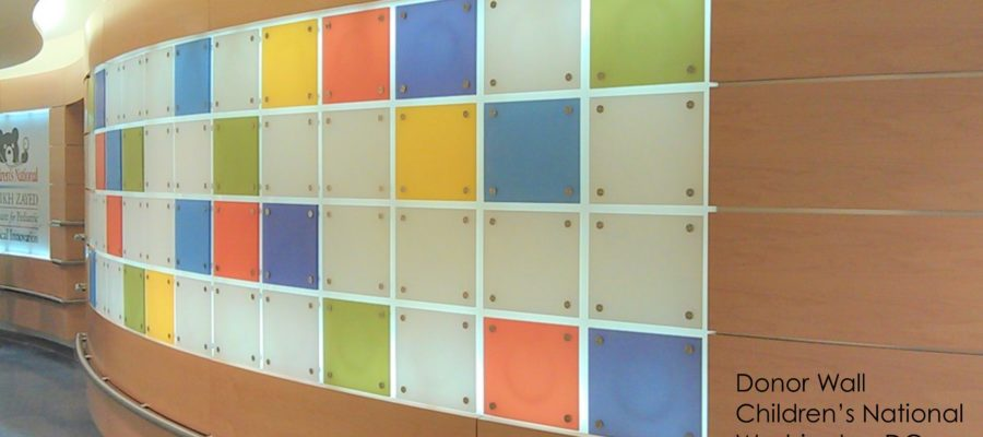Childrens National Medical Center - solid surface interior